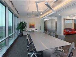 This is a photo of the office space available to rent on 9711 Washingtonian Boulevard, Suite 550