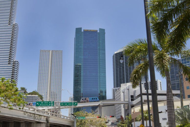 Wells Fargo Center, 333 SE 2nd Ave Office Space - Miami