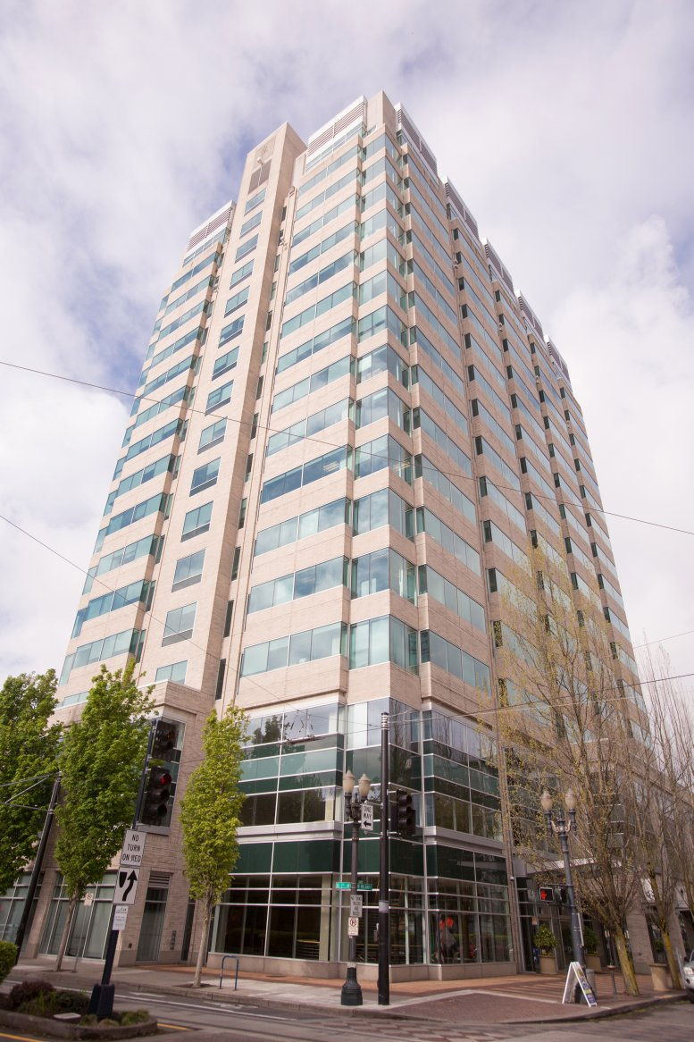 650 NE Holladay St, 16th Fl Office Space - Portland