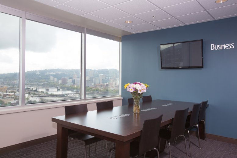 Picture of 650 NE Holladay St, 16th Fl Office Space available in Portland