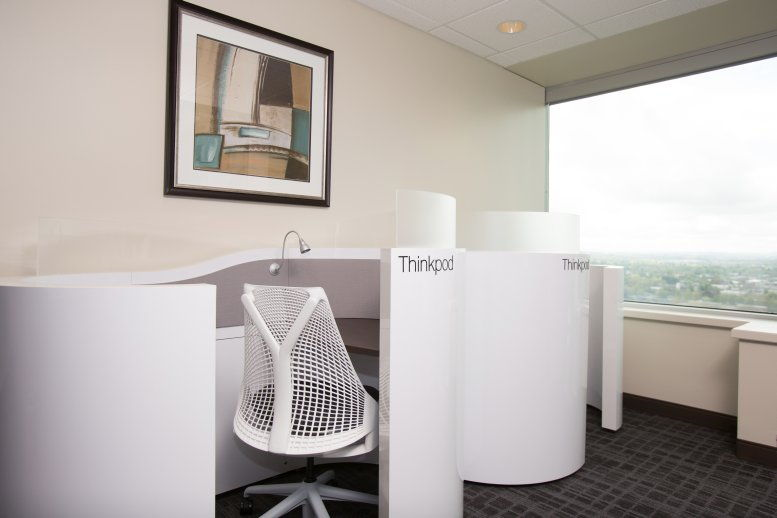 This is a photo of the office space available to rent on 650 NE Holladay St, 16th Fl