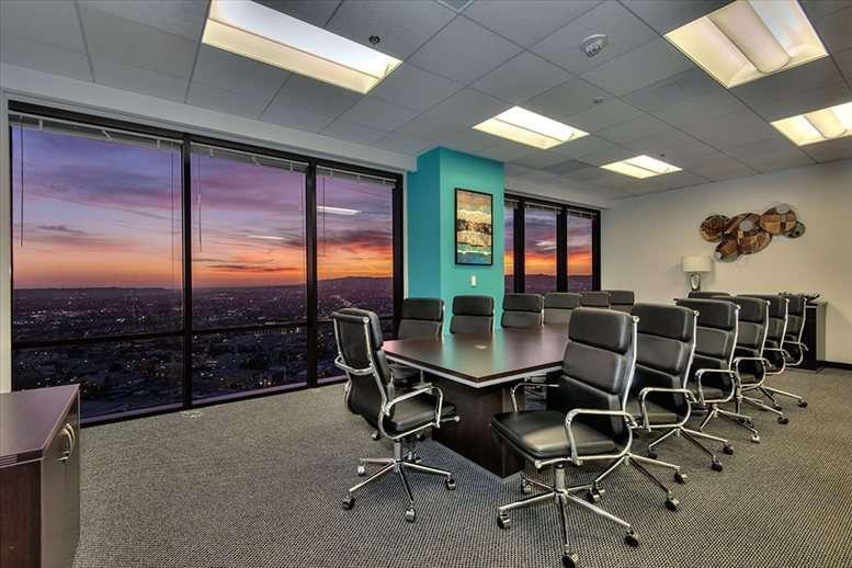 Arco Tower, 1055 W 7th St, 33rd Fl Office for Rent in Los Angeles