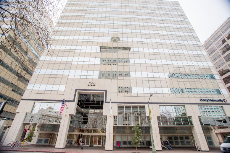 Oakland City Center, 505 14th Street, Downtown Office Space - Oakland