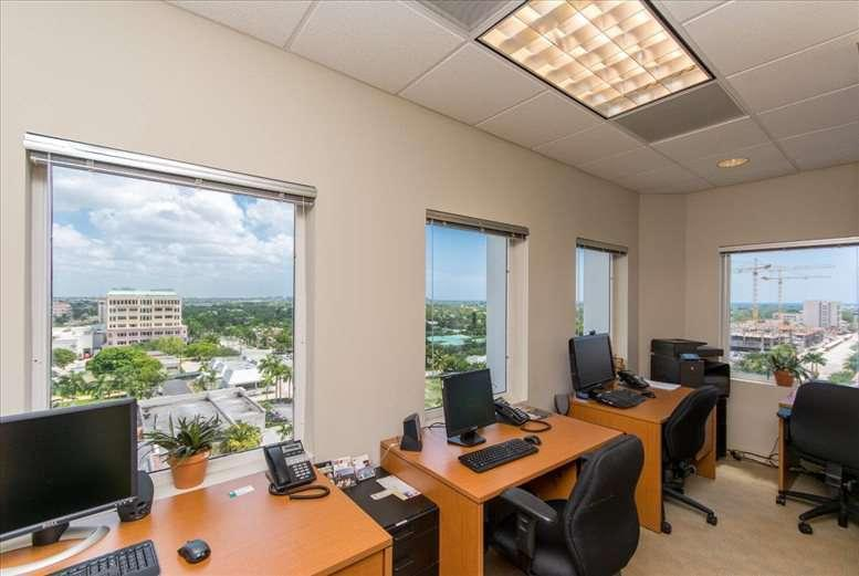 Bank of America Tower, 150 E Palmetto Park Rd Office Space - Boca Raton