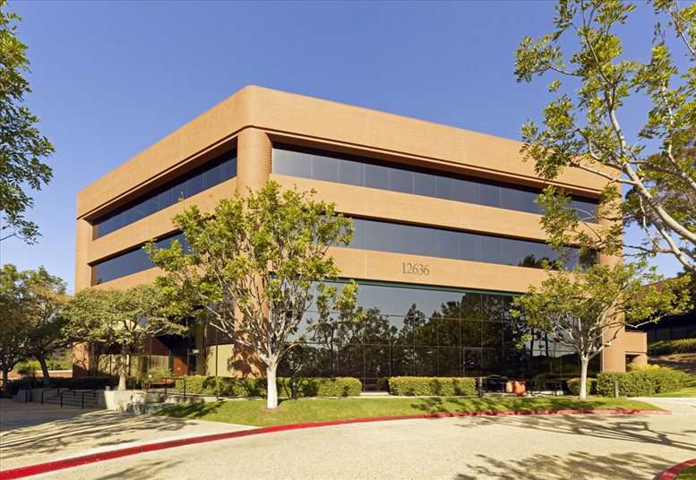 This is a photo of the office space available to rent on 12636 High Bluff Dr, Del Mar Heights
