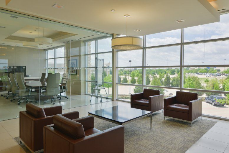 This is a photo of the office space available to rent on 610 Uptown Blvd, 2nd Fl, Cedar Hill
