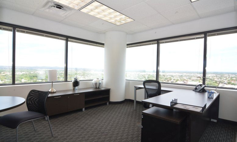 Bank of The West Tower, 500 Marquette Ave NE, 12th Fl Office for Rent in Albuquerque