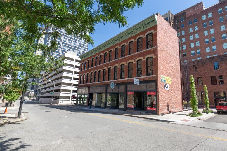 Cosby Building, 107 W 9th St, Downtown Office Space - Kansas City