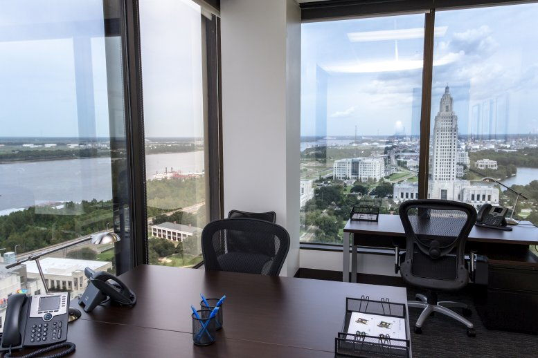 One American Place, 301 N. Main Street, Downtown Office for Rent in Baton Rouge