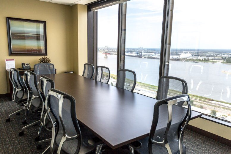 Office for Rent on One American Place, 301 N. Main Street, Downtown Baton Rouge