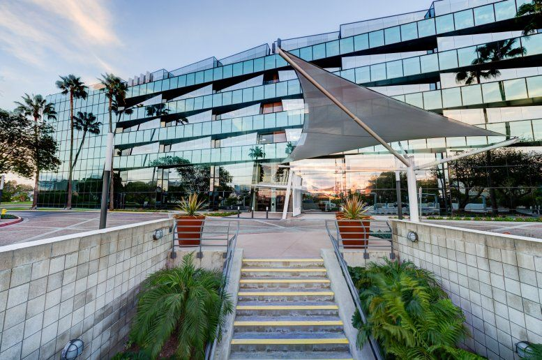One Pacific Heights, 9920 Pacific Heights Blvd, Sorrento Valley Office Space - San Diego