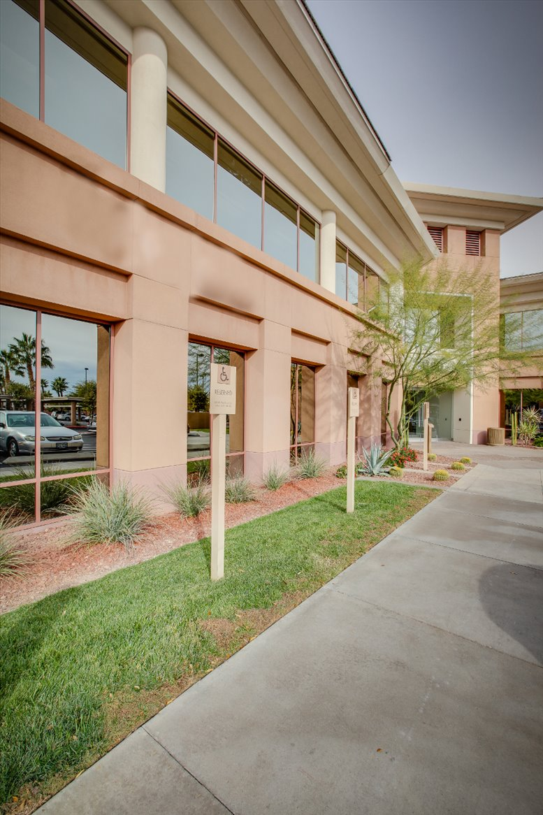 Canyons Center @ Summerlin, 1180 N Town Center Dr Office Space - Las Vegas