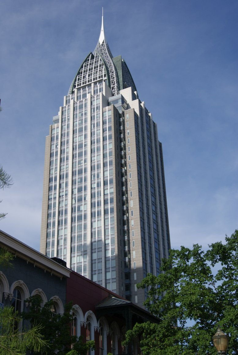 RSA Battle House Tower available for companies in Mobile