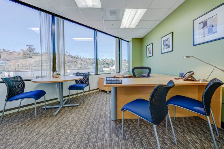 Photo of Office Space on Pacific Center I, 1455 Frazee Rd, Mission Valley East San Diego