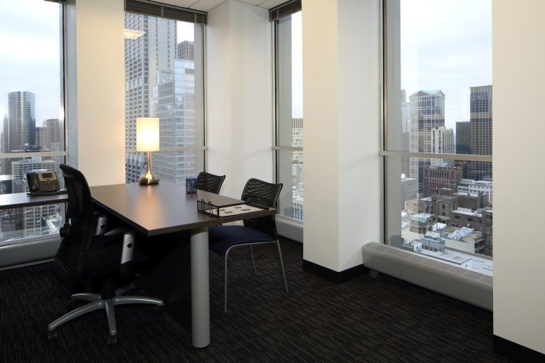 Mid-Continental Plaza, 55 E Monroe St, Suite 3800 Office for Rent in Chicago