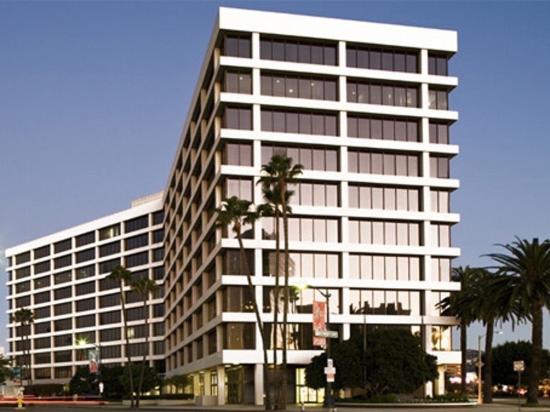 8383 Wilshire Blvd available for companies in Beverly Hills