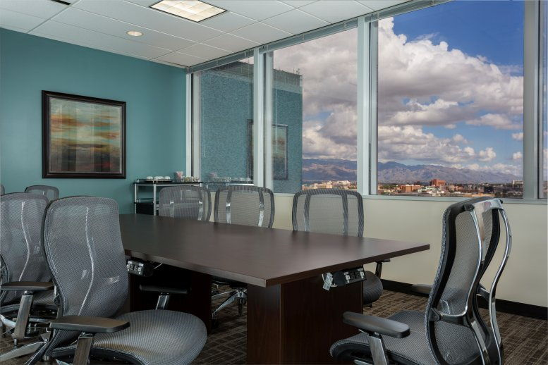 Office for Rent on One South Church, 1 S Church Ave, 12th Fl Tucson