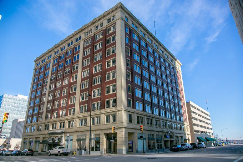 Kennedy Building, 321 South Boston Ave, Downtown Office Space - Tulsa