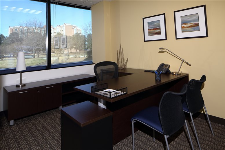 1431 Opus Place, Suite 110, Downers Grove Office Images