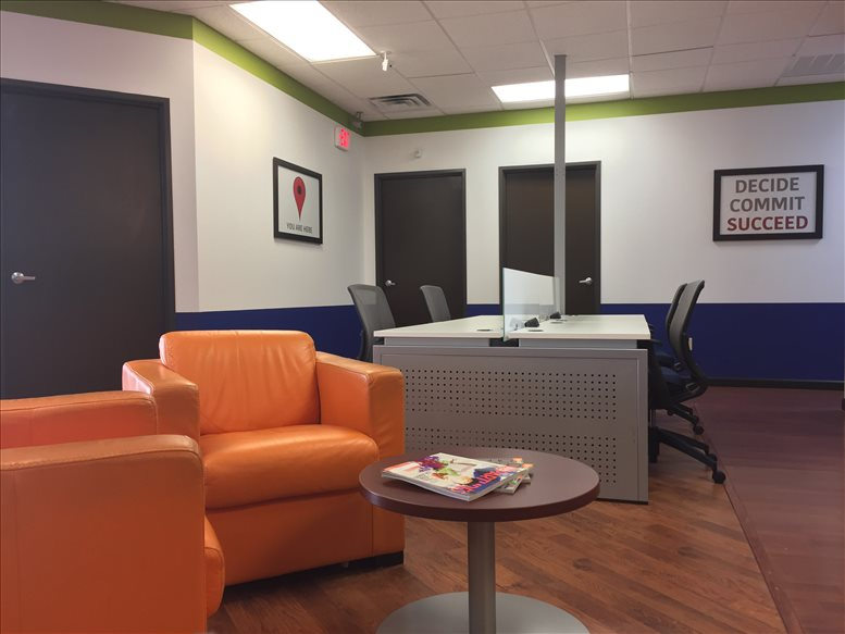 This is a photo of the office space available to rent on 21750 Hardy Oak Blvd, Stone Oak