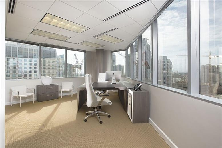 Photo of Office Space on 1001 Brickell Bay Office Tower, 1001 Brickell Bay Dr Miami
