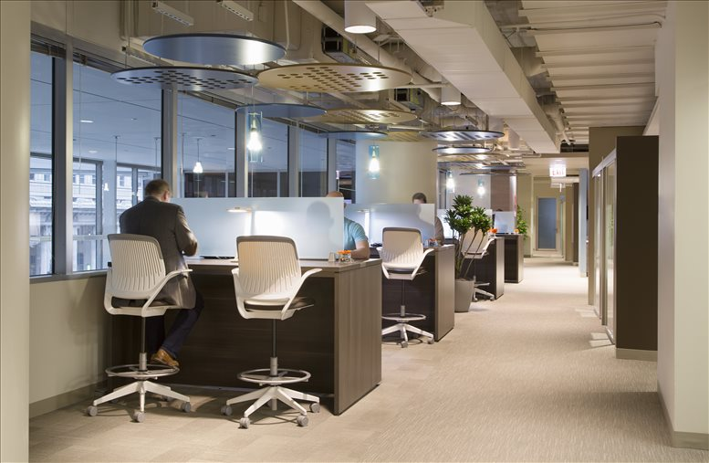 Picture of One South Wacker, 1 S Wacker Dr, Downtown Office Space available in Chicago