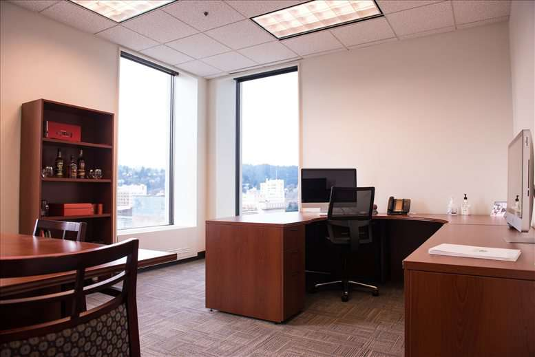 Photo of Office Space on UnionBank Tower, 707 SW Washington, 11th Fl, Downtown Portland Portland