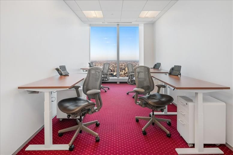 This is a photo of the office space available to rent on One World Trade Center, 285 Fulton St, Financial District, Downtown, Manhattan