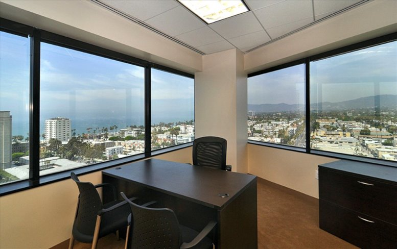 Picture of 401 Wilshire Blvd, 12th Fl, Santa Monica Office Space available in Los Angeles
