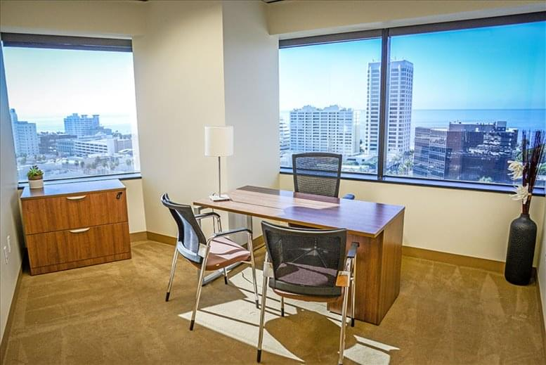 Photo of Office Space available to rent on 401 Wilshire Blvd, 12th Fl, Santa Monica, Los Angeles