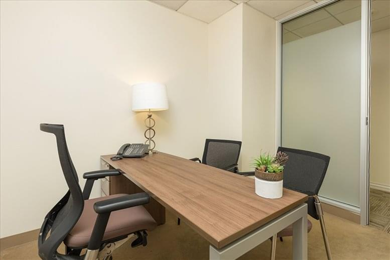 This is a photo of the office space available to rent on 401 Wilshire Blvd, 12th Fl, Santa Monica
