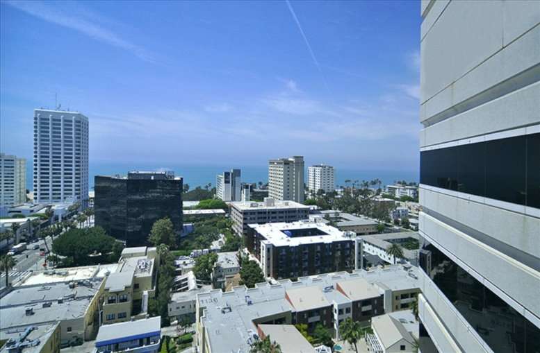 401 Wilshire Blvd, 12th Fl, Santa Monica Office Space - Los Angeles
