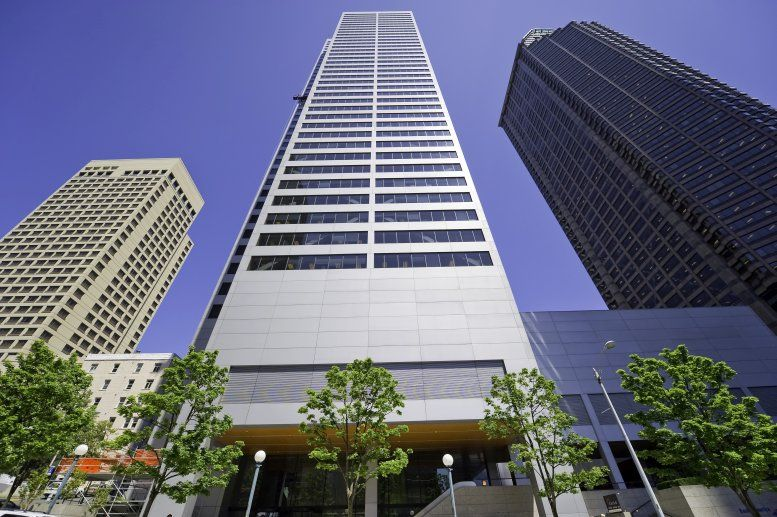 800 Fifth Avenue Plaza available for companies in Seattle