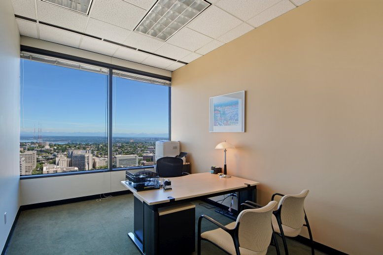 800 Fifth Avenue Plaza, 41st & 42nd Fl, 800 5th Ave Office for Rent in Seattle