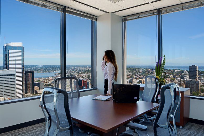 Photo of Office Space available to rent on 800 Fifth Avenue Plaza, 41st & 42nd Fl, 800 5th Ave, Seattle