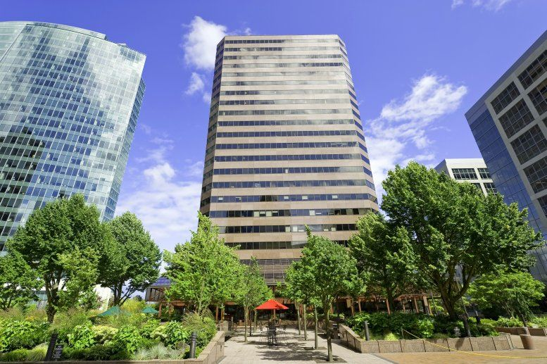 Skyline Tower available for companies in Bellevue