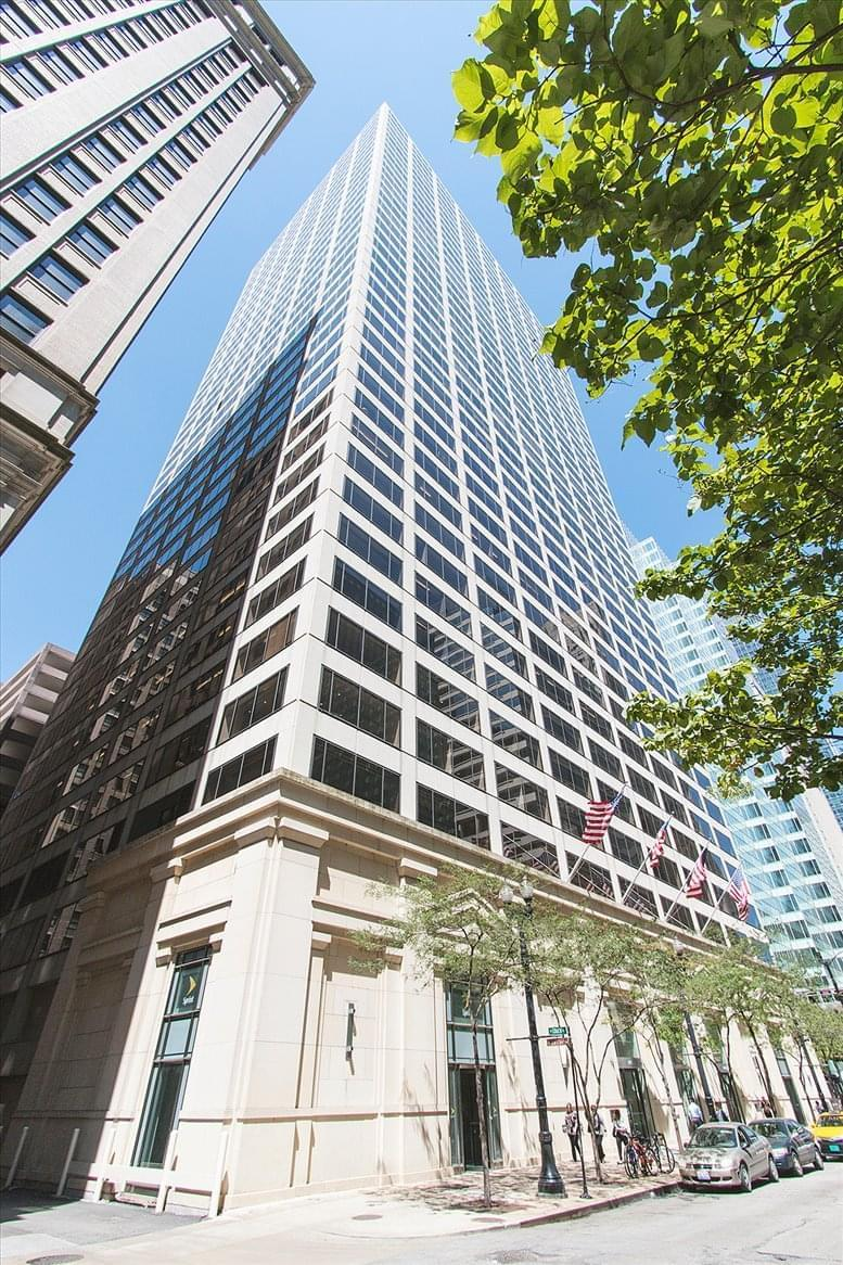 180 North LaSalle St, 37th Fl, Downtown Office Space - Chicago