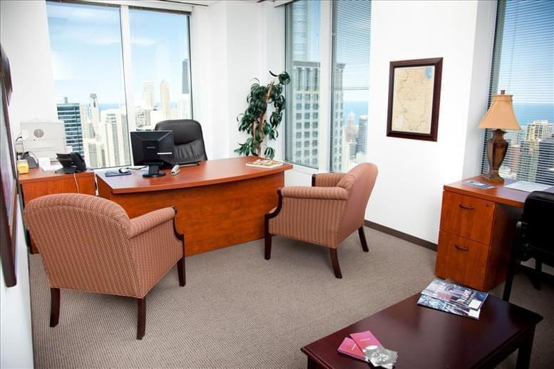 Picture of 180 North LaSalle St, 37th Fl Office Space available in Chicago