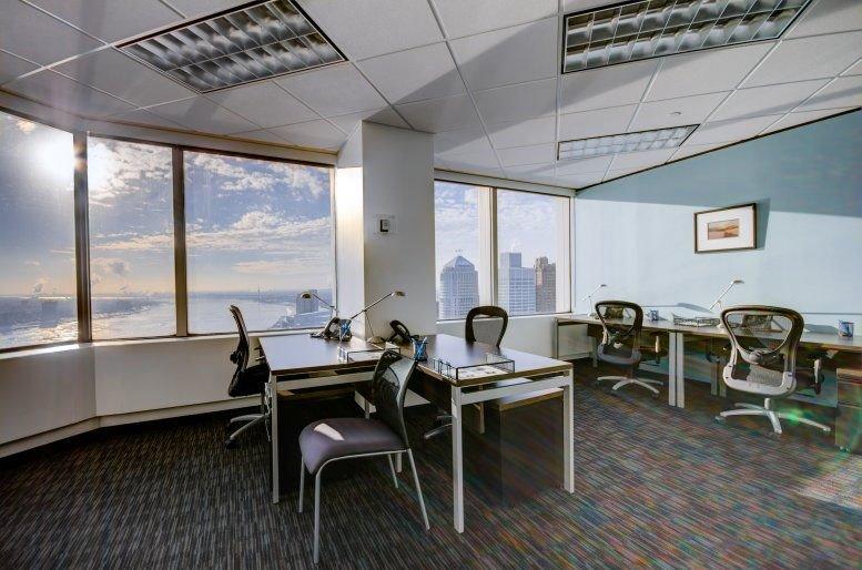 Photo of Office Space on Renaissance Center, 400 Renaissance Drive, Downtown Detroit