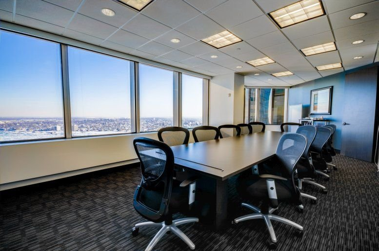 Picture of Renaissance Center, 400 Renaissance Drive, Downtown Office Space available in Detroit