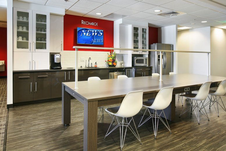 This is a photo of the office space available to rent on 8354 Northfield Blvd., Building G, Suite 3700, Denver