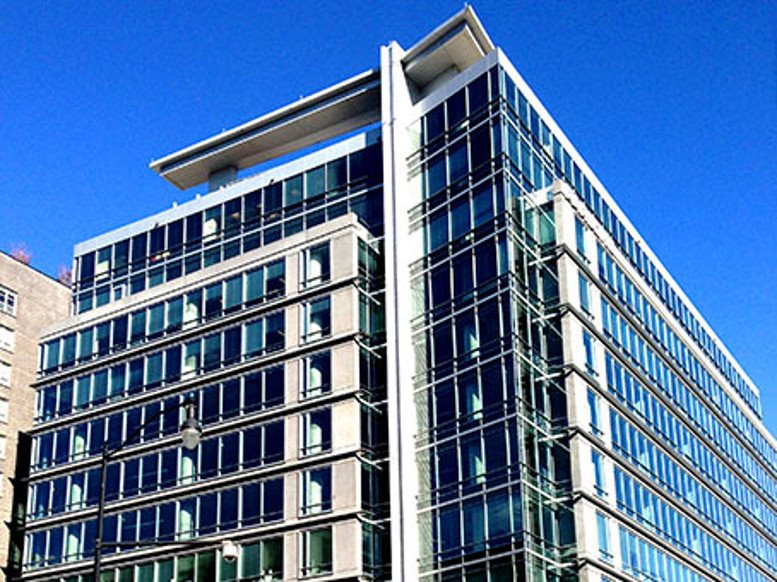 100 M St SE, Capital Riverfront Office Space - Washington DC