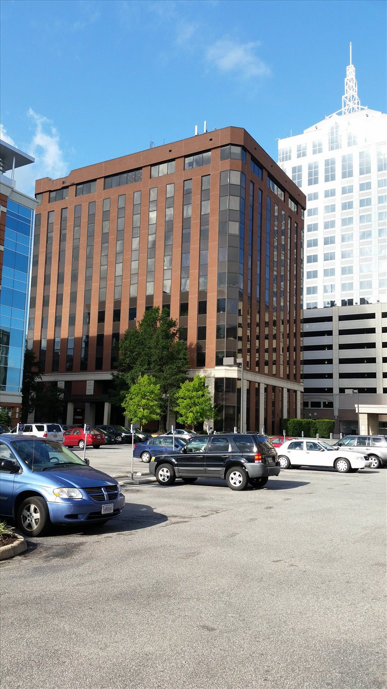 One Columbus Center available for companies in Virginia Beach