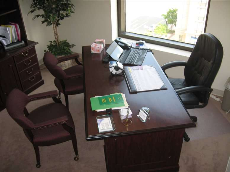 Office for Rent on One Columbus Center, 283 Constitution Drive, Town Center, CDP Virginia Beach