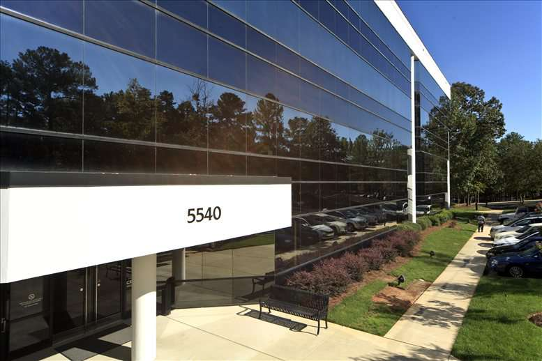 5540 Centerview Drive, Suite 200 Office Space - Raleigh