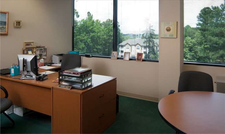 5540 Centerview Drive, Suite 200 Office for Rent in Raleigh