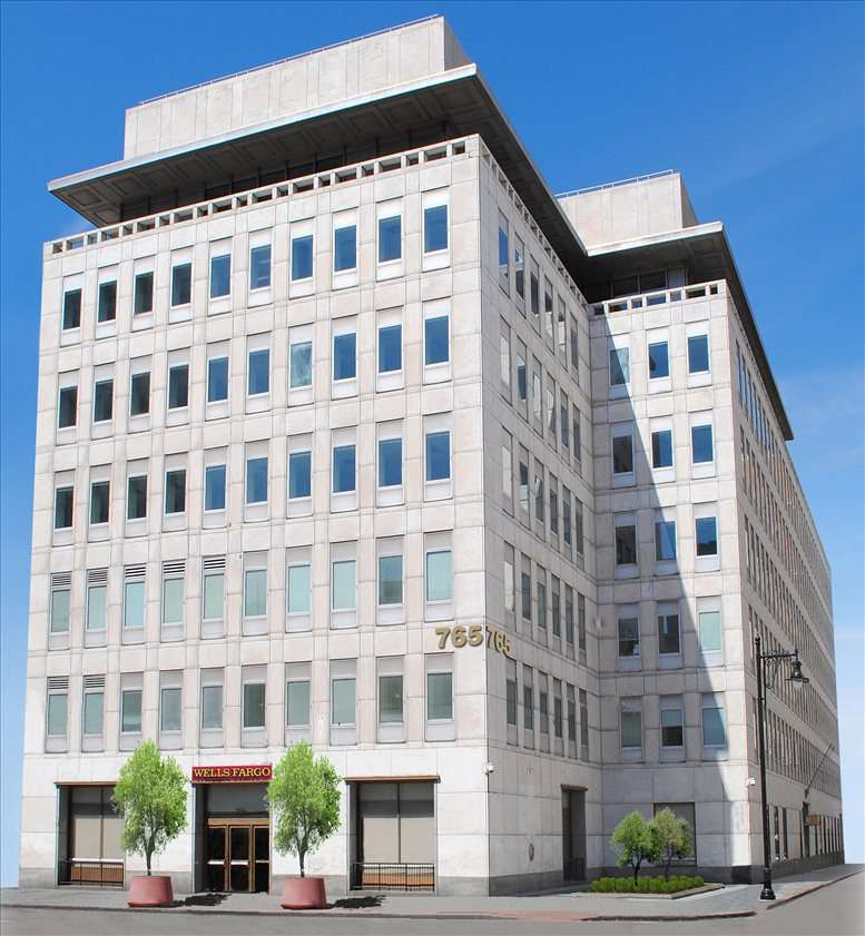 765 Broad Street, Newark Central Business District Office Space - Newark