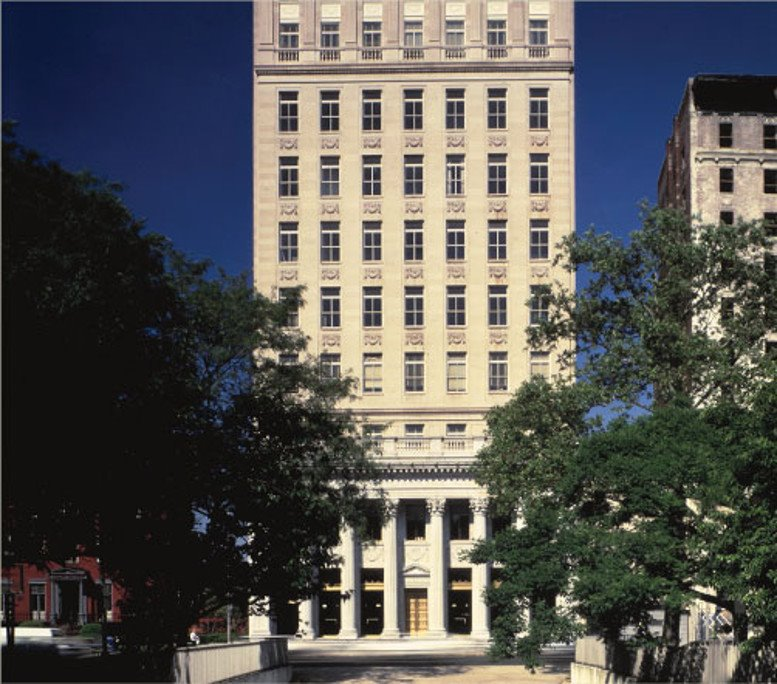Picture of Military Park Building, 60 Park Place Office Space available in Newark