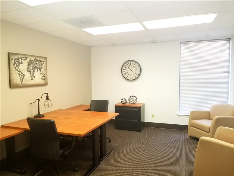 This is a photo of the office space available to rent on Riverbridge Office Park, 1831 East 71st St