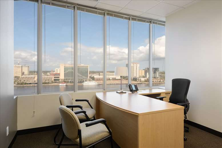 1301 Riverplace Blvd. Office Space - Jacksonville